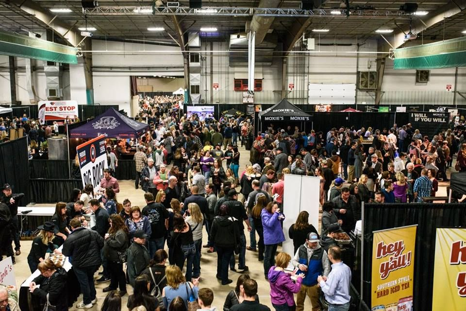 The Alberta Food and Beverage Expo takes place Feb. 23 from 5 to 10 p.m. at the Cypress Centre Fieldhouse & Pavilion at the Medicine Hat Exhibition and Stampede Grounds. Tickets are $20 at Moxie's Bar and Grill, Southwest Liquor, and the exhibition/stampede grounds office. Sampling tokens are an extra 50 cents each, available at the event.
